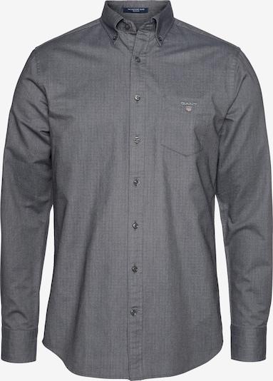 GANT Hemd in dunkelblau, Produktansicht