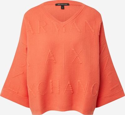 ARMANI EXCHANGE Trui 'KYM' in de kleur Koraal, Productweergave