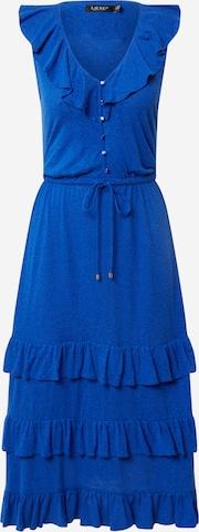 Lauren Ralph Lauren Kjoler 'DONTAE' i blå