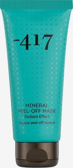 -417 Mask 'Mineral Peel Off' in weiß, Produktansicht