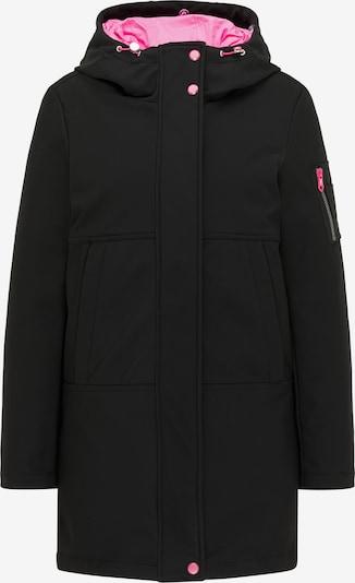 MYMO Přechodný kabát - pink / černá, Produkt