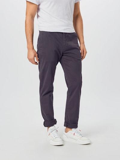HOPE Chino kalhoty 'Nash' - čedičová šedá, Model/ka