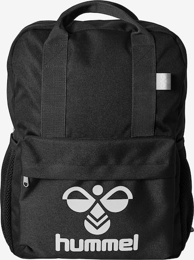 Hummel Rucksack in schwarz, Produktansicht