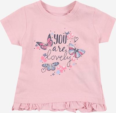 BLUE SEVEN Camiseta en mezcla de colores / rosa, Vista del producto