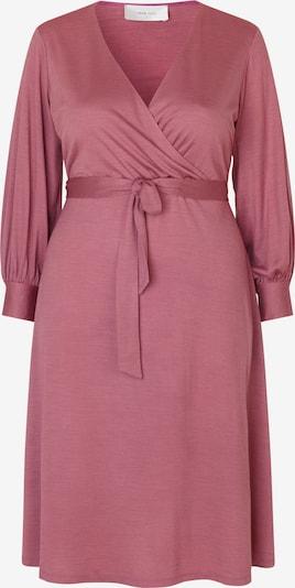 INAN ISIK Jerseykleid 'Frances' in pink, Produktansicht