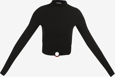 myMo ATHLSR Functioneel shirt in de kleur Zwart, Productweergave