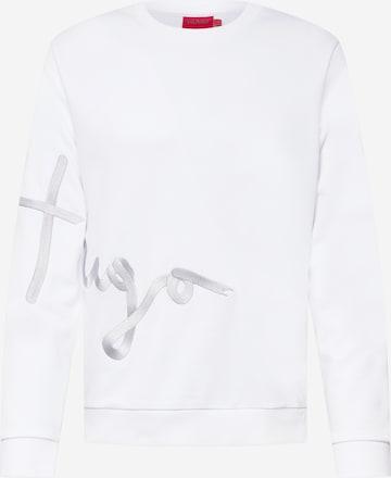Sweat-shirt HUGO en blanc