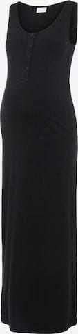 MAMALICIOUS Summer Dress 'Sia' in Black