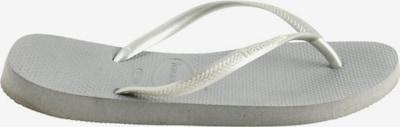 HAVAIANAS Zehentrenner-Sandalen in 37 in hellgrau, Produktansicht