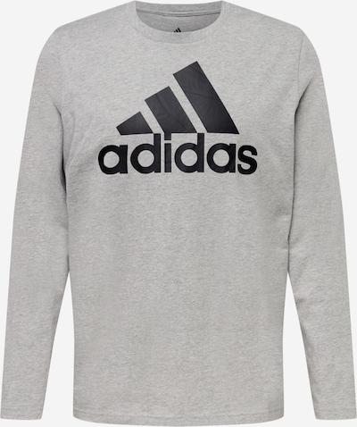 Sportiniai marškinėliai iš ADIDAS PERFORMANCE, spalva – pilka / juoda, Prekių apžvalga