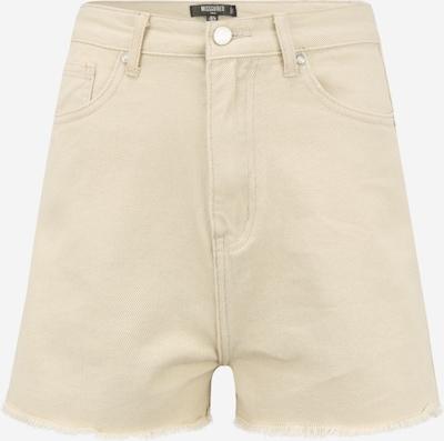 Missguided Tall Jeans in beige, Produktansicht