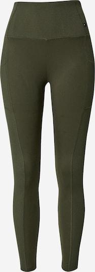 Marika Pantalon de sport en vert foncé, Vue avec produit