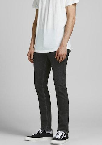 JACK & JONES Jeans 'Glenn' in Black