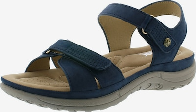 RIEKER Trekking sandal in Dark blue, Item view