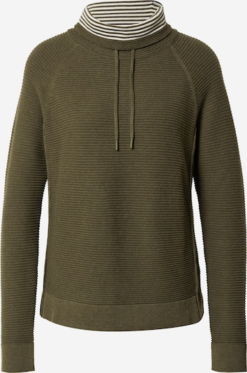 EDC BY ESPRIT Sweatshirt in grün, Produktansicht