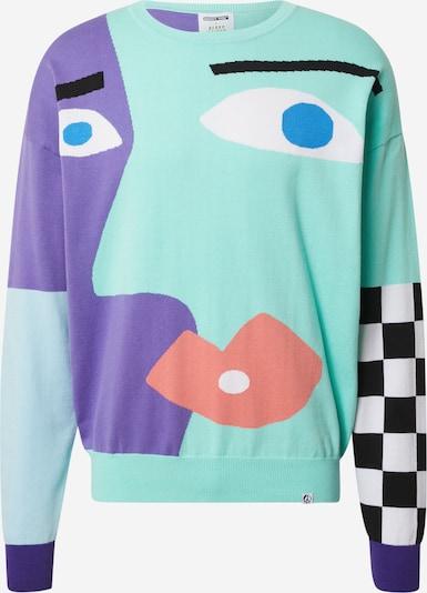 Pullover 'Arian' ABOUT YOU x Benny Cristo di colore colori misti, Visualizzazione prodotti