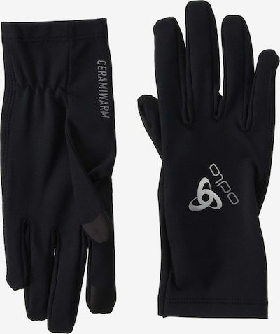 ODLO Sporthandschoenen in de kleur Zwart, Productweergave