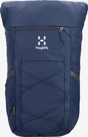 Haglöfs Backpack in Blue