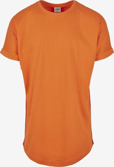 Urban Classics Shirt in de kleur Sinaasappel, Productweergave