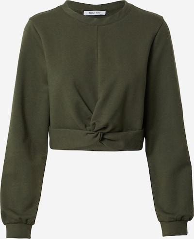 ABOUT YOU Sweatshirt 'Shari' in grün, Produktansicht