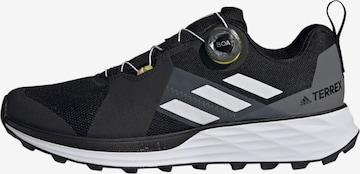adidas Terrex Trailrunningschuh 'Two Boa' in Schwarz