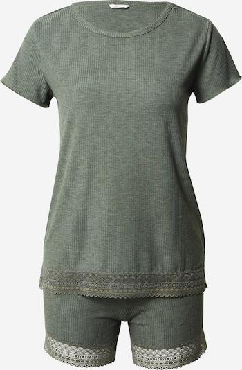 ESPRIT Kort pyjamas 'GIANAH' i khaki, Produktvy