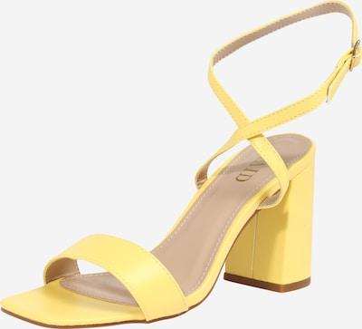 Sandale cu baretă 'ELLIOT' Raid pe galben, Vizualizare produs