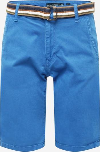 INDICODE JEANS Chino-Shorts 'Royce' in blau, Produktansicht