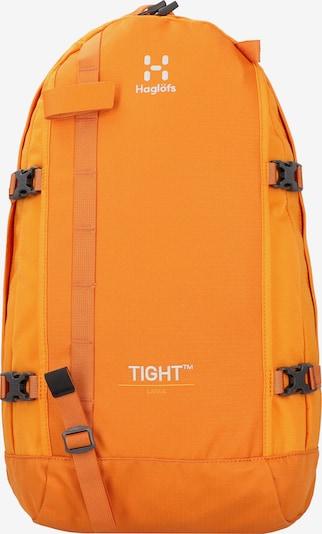 Haglöfs Rucksack in orange, Produktansicht