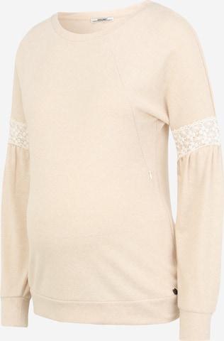 LOVE2WAIT Sweatshirt in Beige