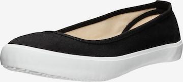 Ethletic Ballet Flats in Black