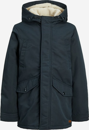 Jack & Jones Junior Mantel in de kleur Zwart, Productweergave