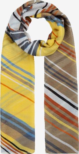 kék / barna / sárga / szürke / fehér CODELLO Sál, Termék nézet
