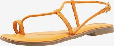 INUOVO Sandalen in orange, Produktansicht