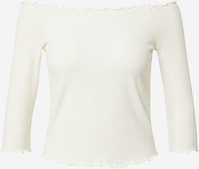 ONLY T-shirt 'NAROMA' en blanc naturel, Vue avec produit