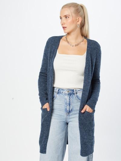 Cream Strickjacke 'Kaitlyn' in dunkelblau, Modelansicht