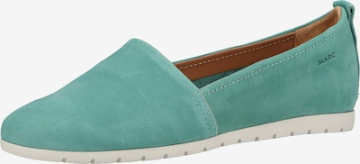 Marc Shoes Slipper in blau / türkis, Produktansicht