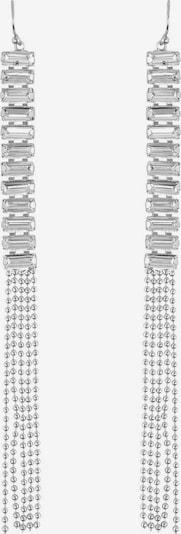 PIECES Uhani 'Karine' | srebrna barva, Prikaz izdelka
