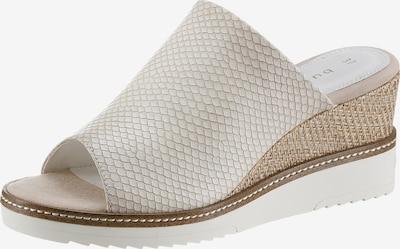 bugatti Pantolette  'Esra Evo' in hellbraun / offwhite, Produktansicht