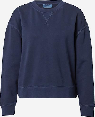 Marc O'Polo DENIM Sweatshirt in blau, Produktansicht