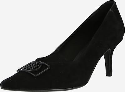TOMMY HILFIGER Zapatos con plataforma en negro, Vista del producto