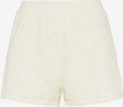 IZIA Broek in de kleur Wit, Productweergave
