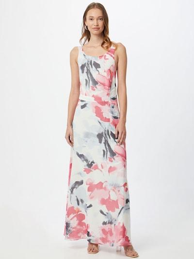 Esprit Collection Haljina u roza / svijetloroza / crna / prljavo bijela, Prikaz modela