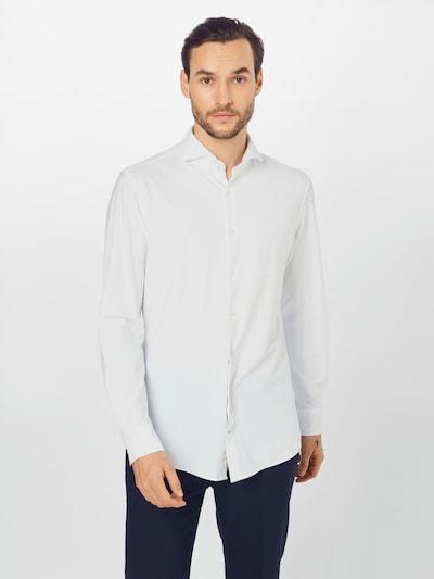 JOOP! Hemd 'Pajos' in weiß: Frontalansicht