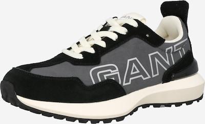 GANT Nízke tenisky 'Abrilake' - sivá / čierna / biela, Produkt