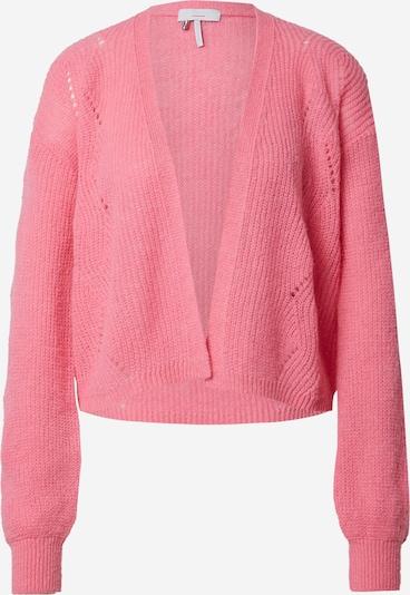 CINQUE Pletena jopa 'GINJA' | roza barva, Prikaz izdelka