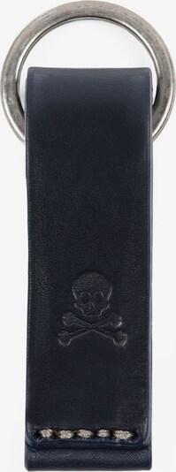 Scalpers Sleutelhanger 'Musket' in de kleur Navy / Zilver, Productweergave