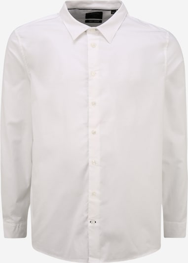 Camicia business BURTON MENSWEAR LONDON di colore bianco, Visualizzazione prodotti