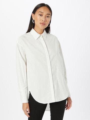 Camicia da donna 'HILDA' di Y.A.S in bianco