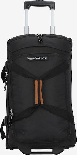 American Tourister Reisetasche  'All Trai'l 2-Rollen in schwarz, Produktansicht